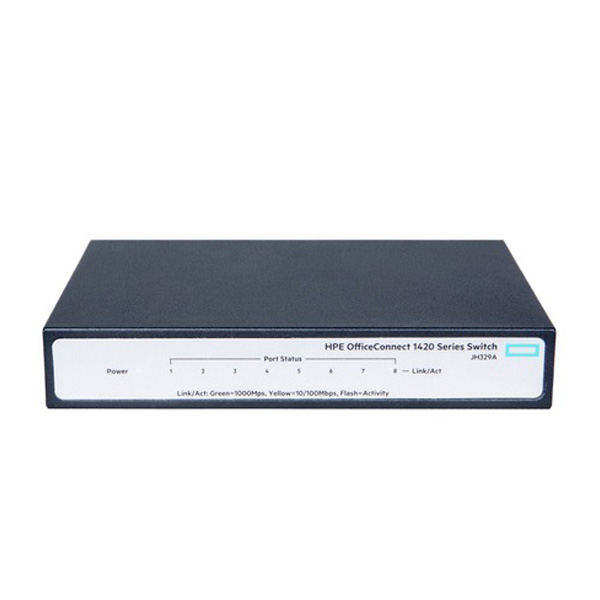 HPE-1420-8G-Switch